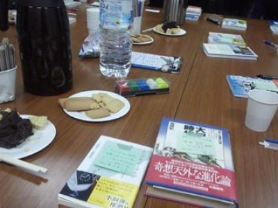 【活動報告】読書交換会 vol.3 2015年11月2日(月) @池袋