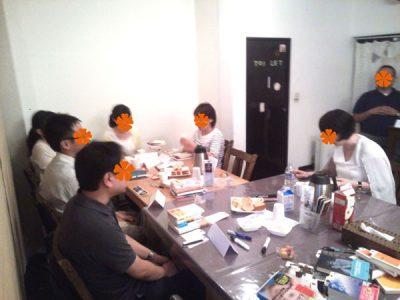 【活動報告】読書交換会@池袋 vol.20 9月9日(金)19時過ぎ~ 要町カフェまめのき