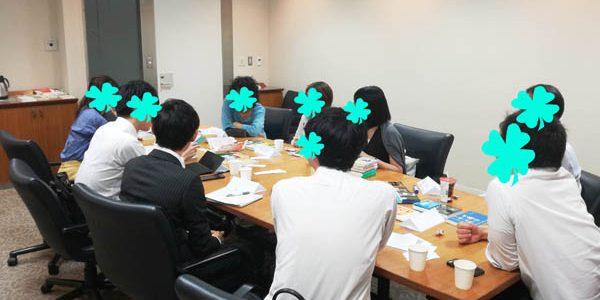 東京読書交換会vol.35の活動報告。2017年6月7日(水)は東京芸術劇場にて☆