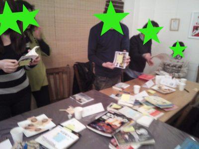 東京読書交換会vol.5 2016年1月4日@要町カフェまめのき、活動報告