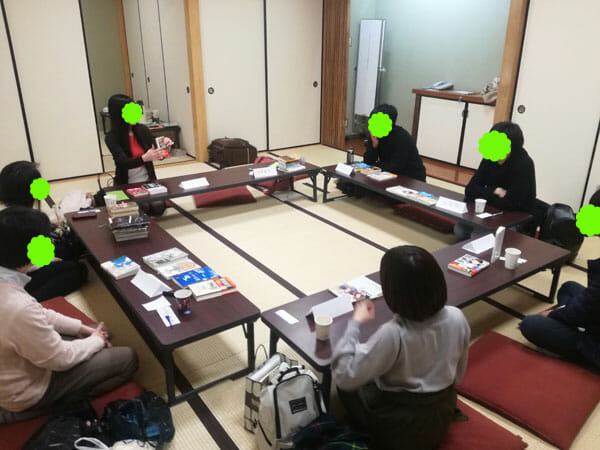 東京読書交換会 vol.73